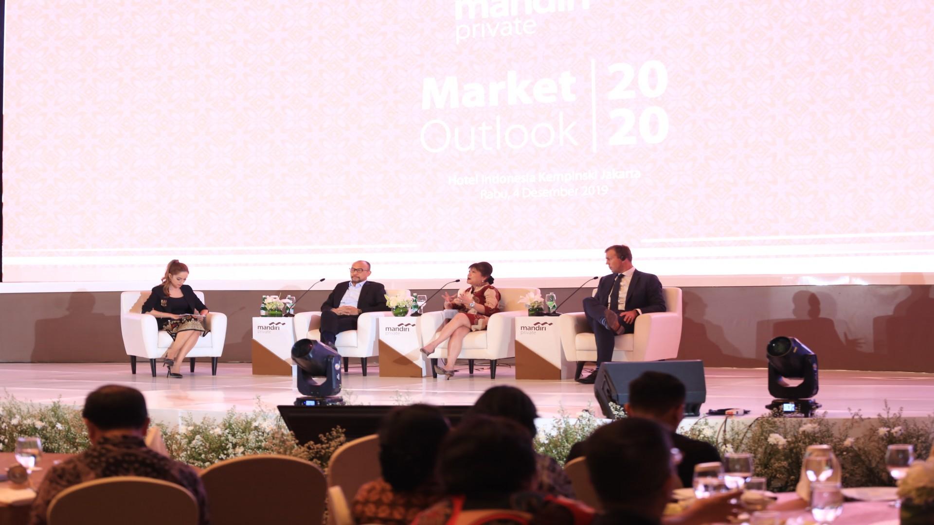 MARKET OUTLOOK 2020 TETAP OPTIMIS DI TENGAH TANTANGAN GLOBAL